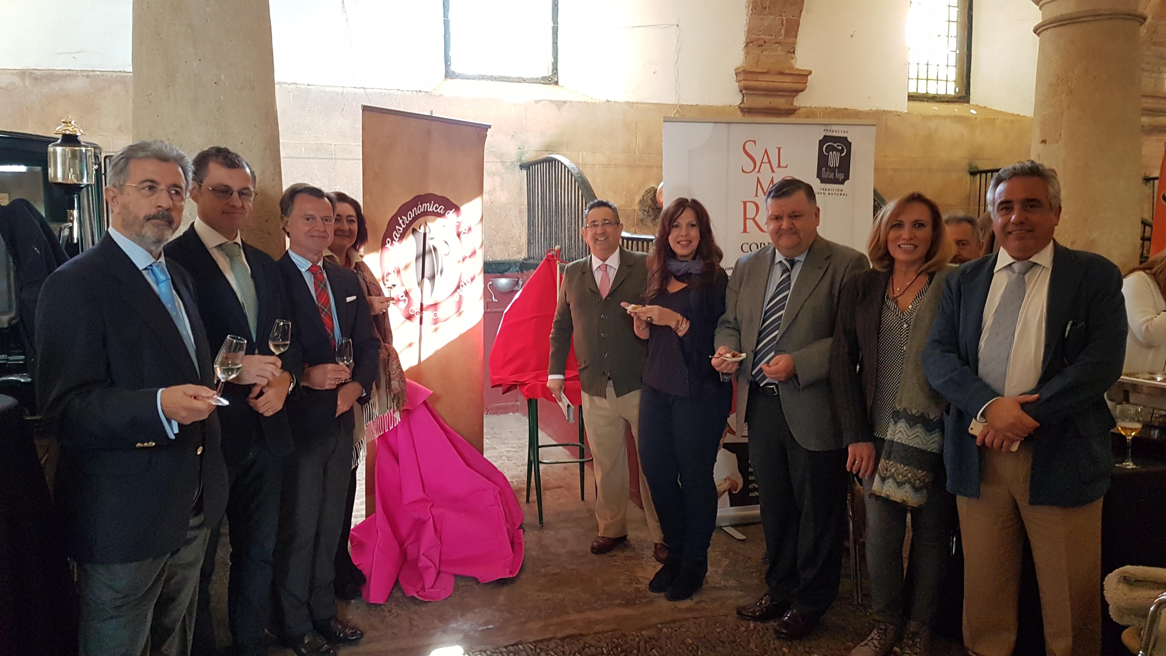 """presentación en Córdoba de la """"Biblioteca de la Gastronomía Andaluza"""""""